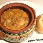 Chunky Beef Soup