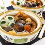 Oden (Japanese One Pot Simmered Dish)
