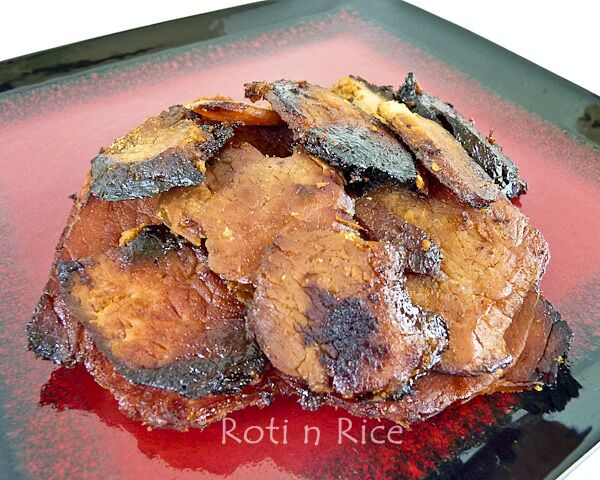 Ro-Ri's Quick and Easy Char Siew (Chinese Barbecue Pork)