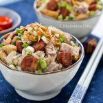 Yam / Taro Rice