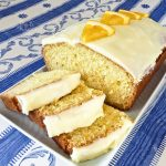 Orange Coconut Cake with Orange Frosting