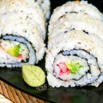 Uramaki (Inside-out Roll)