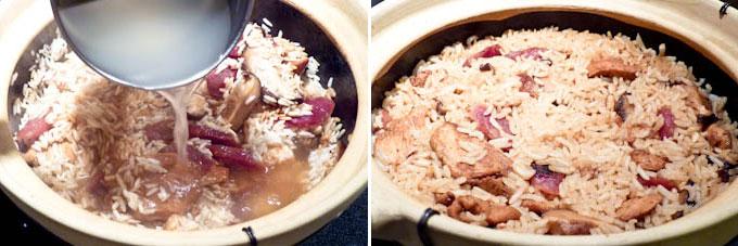 Claypot Chicken Rice-13
