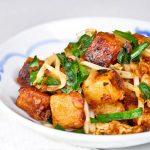 Char Koay Kak (Fried Rice Cake)