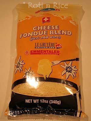 Cheese Fondue Blend