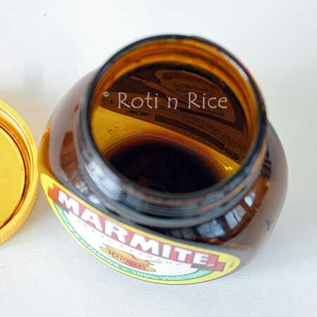 Black Pepper and Marmite Boule