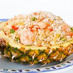 Pineapple, Lemongrass, and Coconut Fried Rice