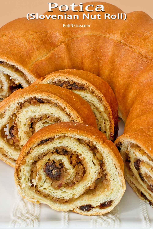 Potica (Slovenian Nut Roll)-6