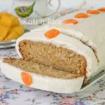 Mango Cake with Cream Cheese Frosting