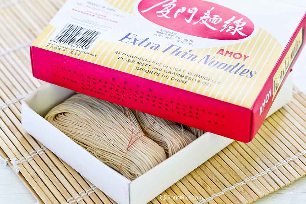 Mee Suah (wheat vermicelli)