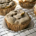 GF Buckwheat Italian Apple Cupcakes