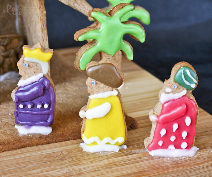 Gingerbread Wise Men