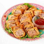 Lobak (Five-Spice Meat Rolls)