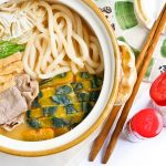 Hoto Nabe (Flat Noodles Miso Hot Pot)