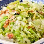 Irish Mashed Potatoes with Cabbage