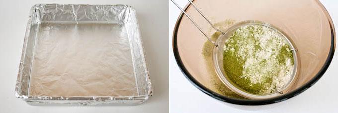 Matcha Kasutera (Green Tea Castella)-5