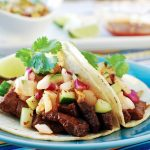Korean Style Tacos by Eating and Living – A Korean-American Mom's Home Cooking