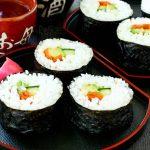 Futomaki – Thick Sushi Rolls