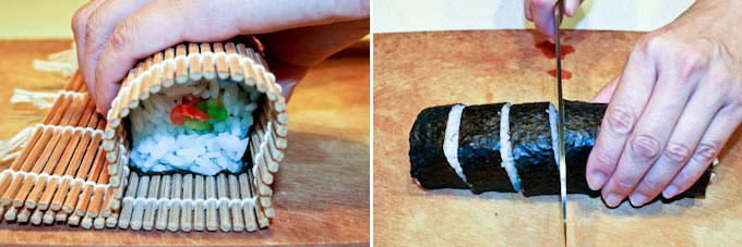 Futomaki – Thick Sushi Rolls-12