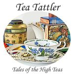 Introducing Tea Tattler and Cup-Adorning Lemon Cookies
