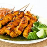 Turkey Satay and Cookbook Giveaway Winner