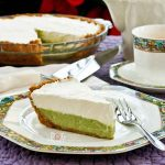 Pandan Cream Pie
