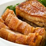 Golden Crispy Roast Pork Belly (Siew Yoke).