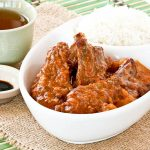Slow Cooker Pork Ribs with Spicy Bean Sauce