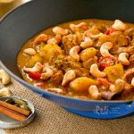 Chicken Korma with Cashew Nuts