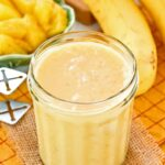 Delicious Pineapple Banana Smoothie