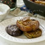 Pan Fried Smashed Fingerling Potatoes