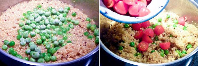 Turmeric Spiced Quinoa-6