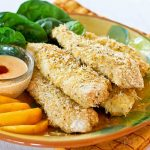 Gluten Free Baked Chicken Tenders