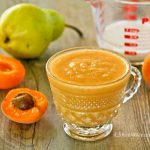 Apricot Pear Smoothie