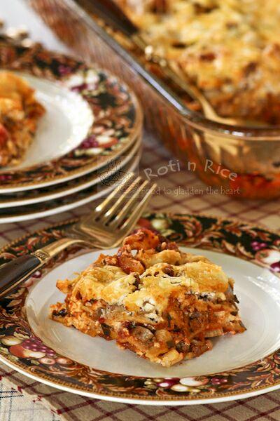 No-Boil Gluten-Free and Egg-Free Lasagna