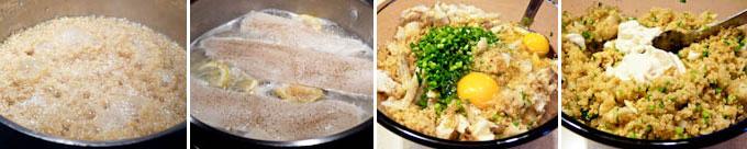Quinoa Chives Fish Cakes-6