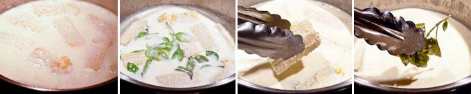Sweet Corn Basil Ice Cream-5