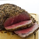 Rib Eye Roast and Giveaway Winner
