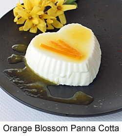 Val2014-Orange Blossom Panna Cotta