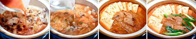 Kimchi Jjigae (Kimchi Stew)-6