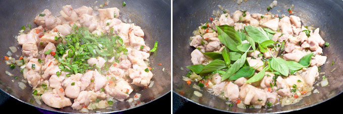 Thai Basil Chicken-7