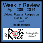 Week in Review – April 20th, 2014