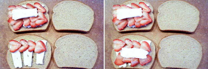 Strawberry Grilled Cheese Sandwich-5