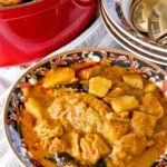 Classic Malaysian Chicken Curry