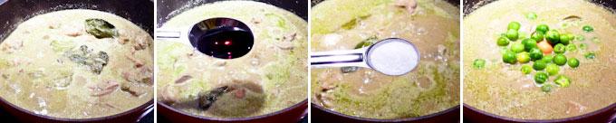 Thai Green Curry Chicken-8