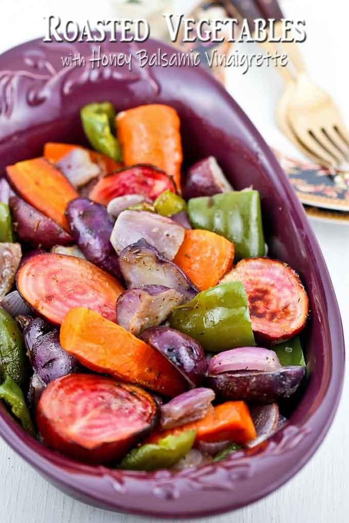 Freshly Roasted Vegetables