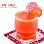 ABC Juice (Apple Beet Carrot Juice)