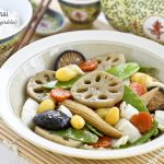 Chap Chai (Stir Fry Mixed Vegetables)