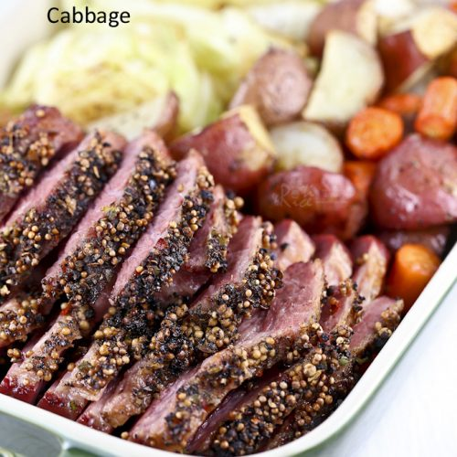 Perfectly Roasted Corned Beef