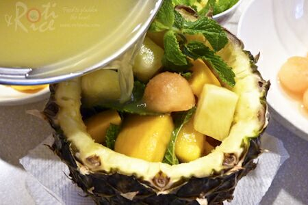 Pineapple Fruit Bowl_5